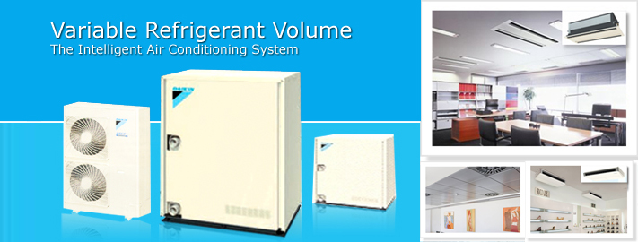 (Variable Refrigerant Volume)